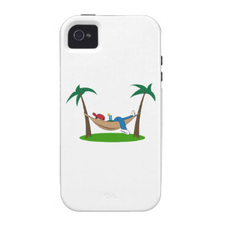 PALMS AND HAMMOCK iPhone 4/4S CASE