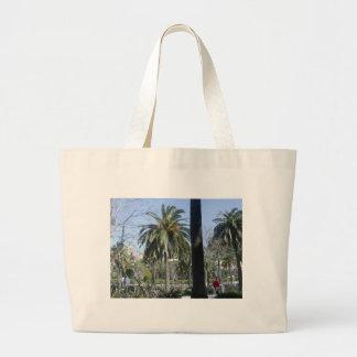 Palms in Malaga Tote Bag