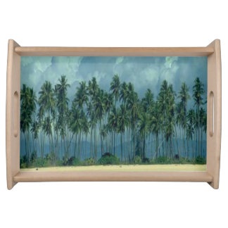 Palms Serving Tray