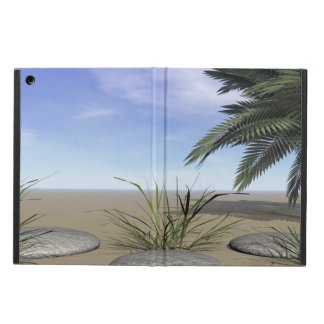 palms zen and steps iPad air covers
