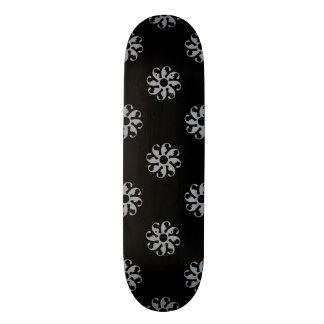 Paloma Flower 7 Custom Skate Board