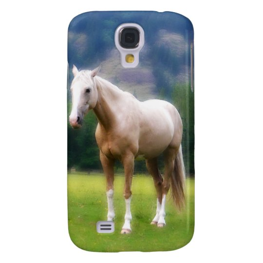 Palomino Dream Horse Galaxy S4 Case