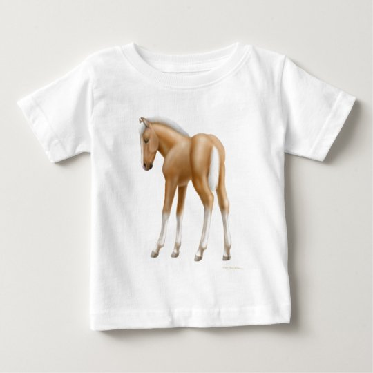 Palomino Foal Infant T-Shirt