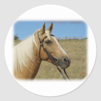 Palomino Horse 9R015D-184 Stickers