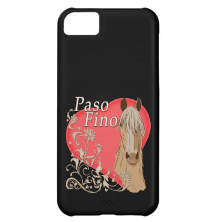 Palomino Paso Fino Heart Scroll iPhone 5C Case