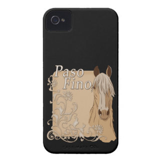 Palomino Paso Fino Style Case-Mate iPhone 4 Cases