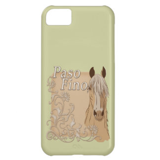 Palomino Paso Fino Style iPhone 5C Case