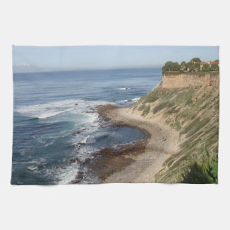 Palos Verdes, California Tea Towel