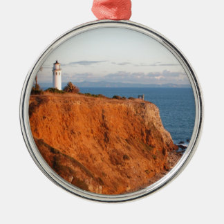 Palos Verdes Lighthouse Christmas Ornament