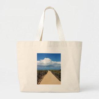 Palos Verdes Path Canvas Bags