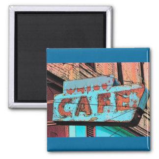 Palouse Cafe Magnet