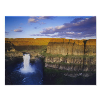Palouse Falls State Park in Washington Poster