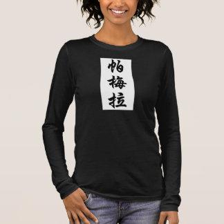 pamela long sleeve T-Shirt