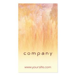 Pampas Blend Business Card