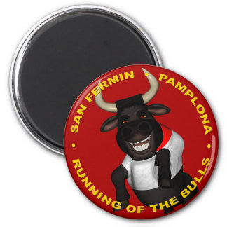 Pamplona Magnet
