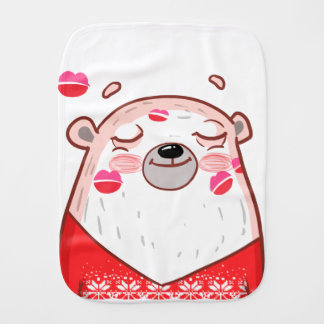 Pampu Love Burp Cloth