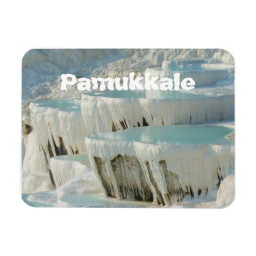 Pamukkale Turkey Magnet Vinyl Magnet