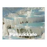 Pamukkale, Turkey Postcard