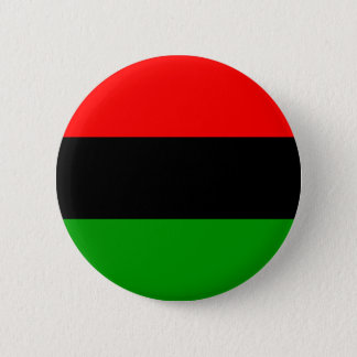 Pan-African Flag 6 Cm Round Badge