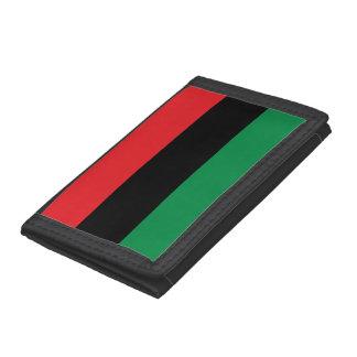 Pan-African Flag Wallet