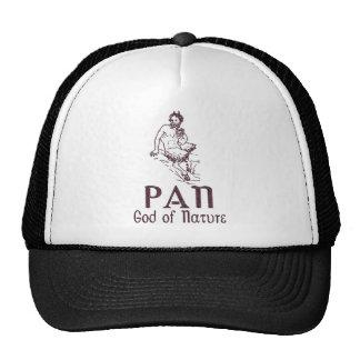 Pan Mesh Hat