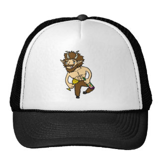 Pan Mesh Hats