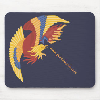 Pan Mouse Pad