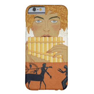 Pan Piper, illustration from 'Les Mythes' by Paul Barely There iPhone 6 Case