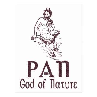 Pan Postcard