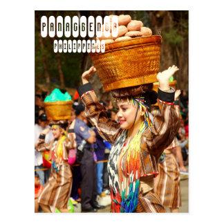 Panagbenga Festival Postcard