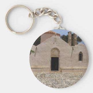 Panagia Kera Grameni, Meseleri  Byzantine church Key Ring