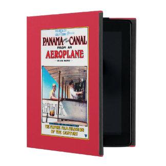 Panama and the Canal Aeroplane Movie Promo Poste iPad Case