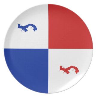 Panama Banner Plate