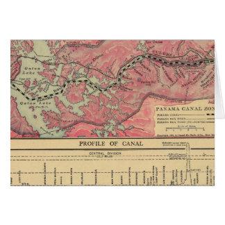 Panama Canal Card
