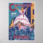 Panama Carnaval Poster