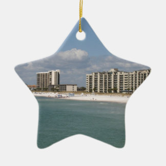 Panama City Beach, Florida Christmas Ornament