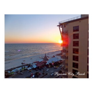Panama City Beach Postcard