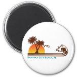 Panama City Beach Refrigerator Magnet