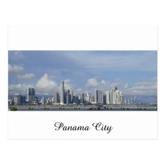Panama City Postcard