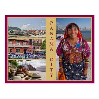 Panama City Postcard