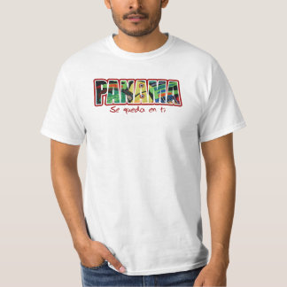 Panama Se queda en ti T-Shirt