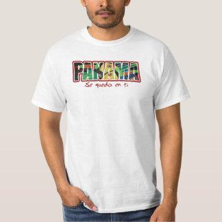 Panama Se queda en ti Tee Shirt