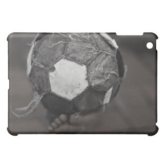 Panamanian street soccer iPad mini cover