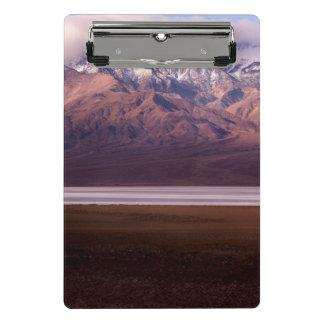 Panamint Range and Badwater Basin Mini Clipboard