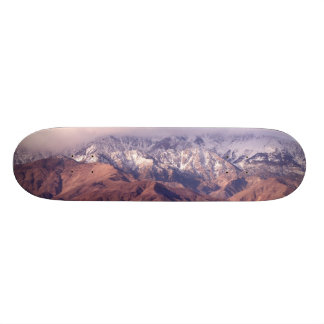 Panamint Range and Basin Custom Skate Board