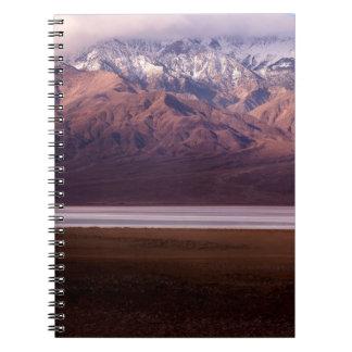 Panamint Range and Basin Notebooks
