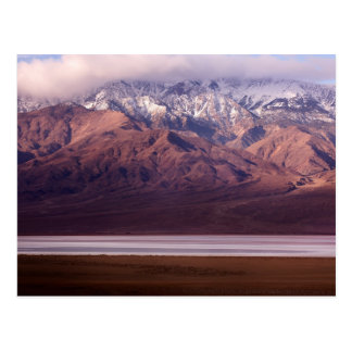 Panamint Range and Basin Postcard