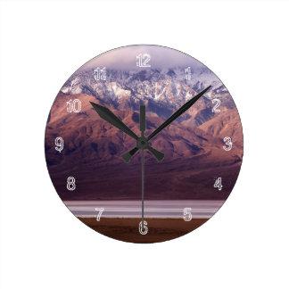 Panamint Range and Basin Round Clock