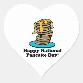 Pancake Day Stickers