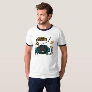 Pancake for the Drum Set T-Shirt